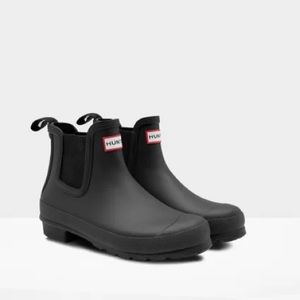 Hunter Chelsea Boots. Brand new in box